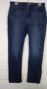 Riders By Lee Midrise Straight Leg Jeans Size 10M